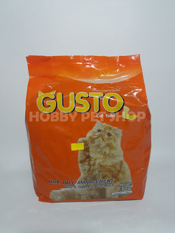 Gusto Cat Food - Hairball Management