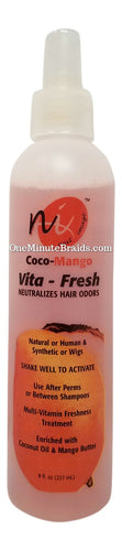 Hair Odor Neutralizer for Wigs, Weaves, Braids