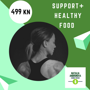 Support+Healthy Food