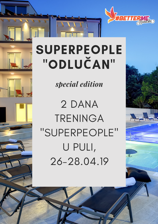 SUPERPEOPLE Special Edition, paket