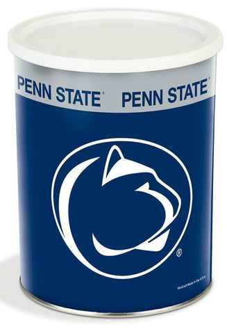 Special Edition Penn State Popcorn Tin - 1 Gallon