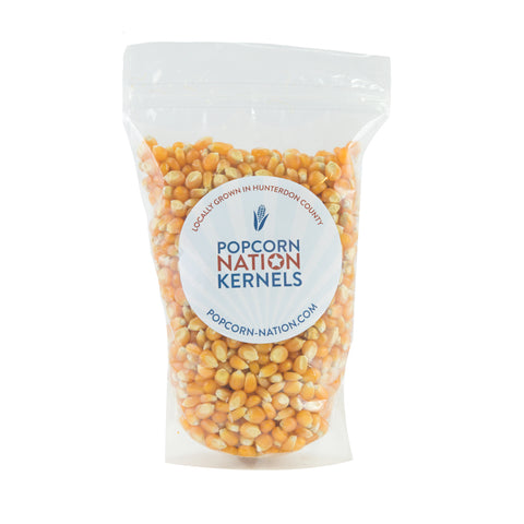 Locally Grown Popcorn Kernels