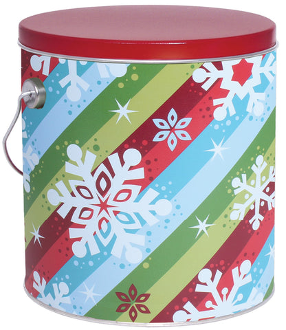 Sparkles and Snow Holiday Tin - 1 Gallon