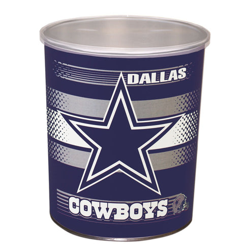 Special Edition Dallas Cowboys Tin - 1 Gallon