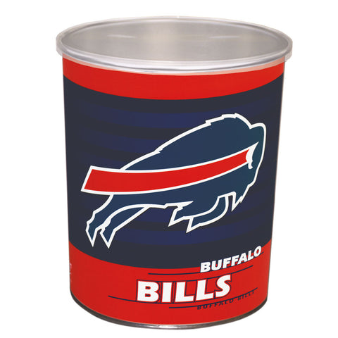 Special Edition Buffalo Bills Popcorn Tin - 1 Gallon