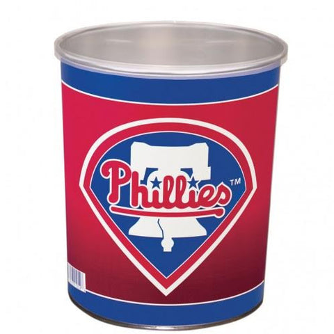 Special Edition Phillies Tin - 1 Gallon