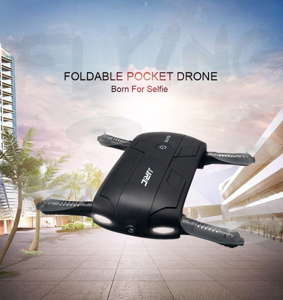 (Official Selfie Drone Original) Features HD Camera, Foldable, WiFi, and more!