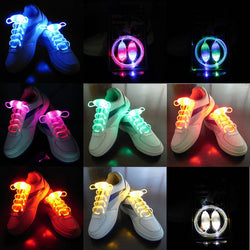 LED Shoe Laces for the Awesome