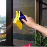 MAGIC WINDOW MATE - Magnetic Window Glass Cleaner - Cut Your Cleaning Time In Half