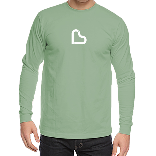 ORGANIC From The Heart Unisex Long Sleeve