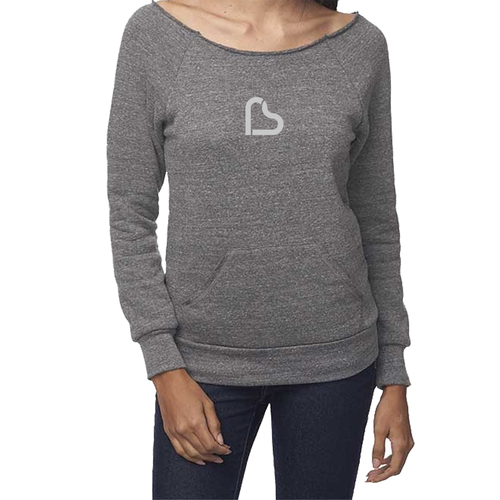 Women's Rock The Brand eco Fleece