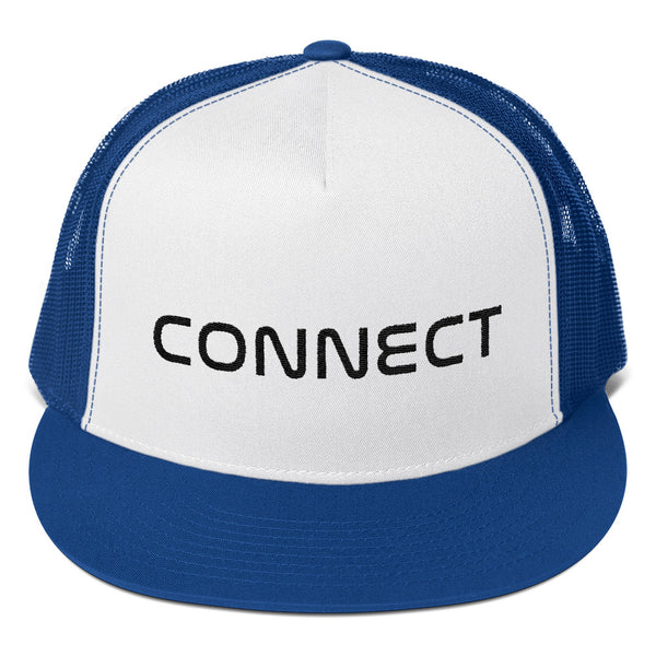 Connect Trucker Cap