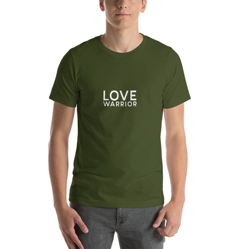 Love Warrior Unisex T-Shirt