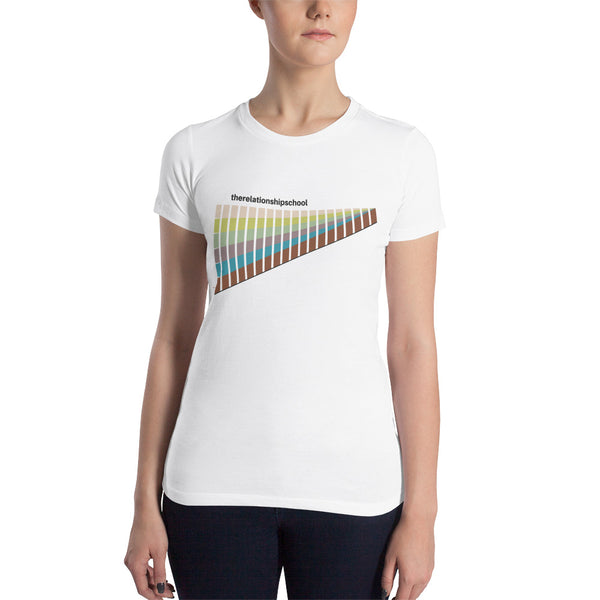 Women's RS Muted Rainbow Shirt