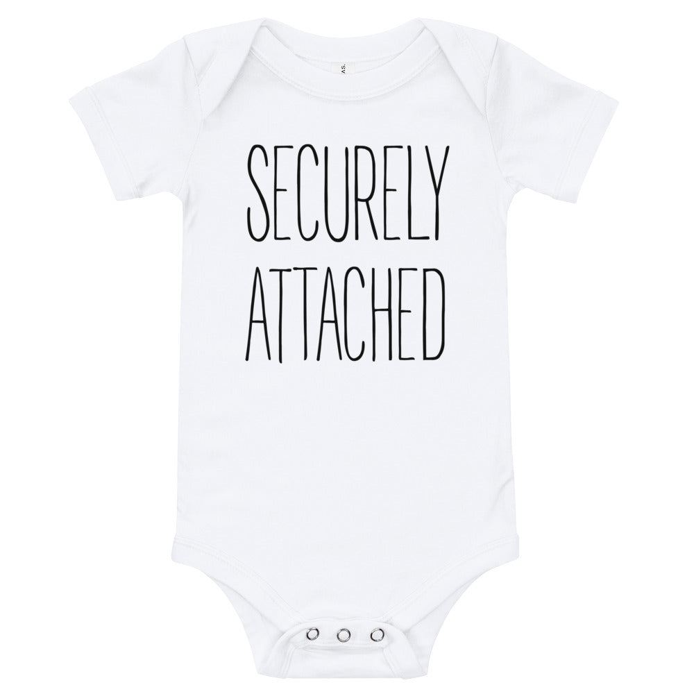 Securely Attached Onesie
