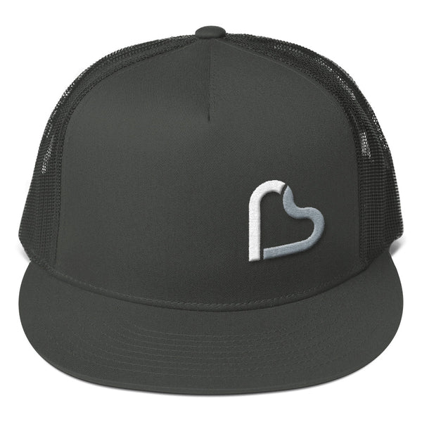 Heart Trucker Cap