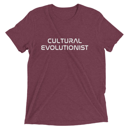Cultural Evolutionist T-shirt