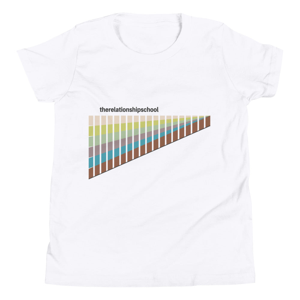 Youth RS Muted Rainbow Shirt