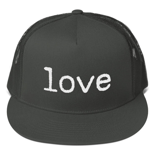 Love Trucker Cap
