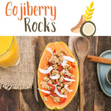 Granola Gojiberry Rocks - Made in Natural