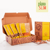 Plano Slim - 10 snacks por mês - Made in Natural