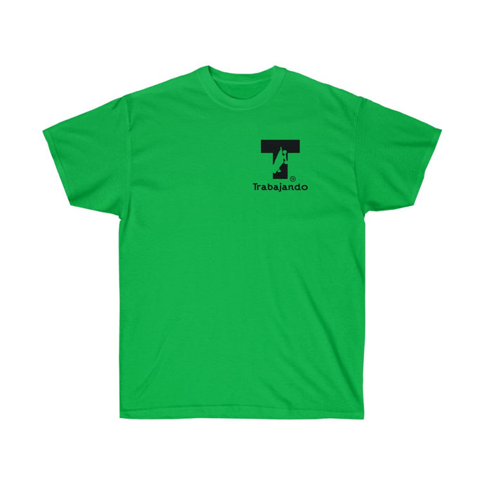 Trabajando T Irish Green Tee