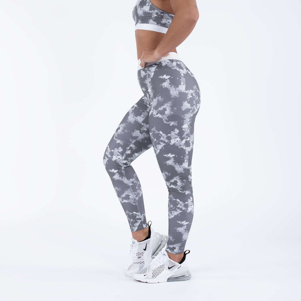 Versa Forma | Postar Leggings - Grey Storm