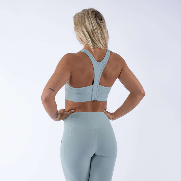 Versa Forma | Fika Sports Bra - Mint