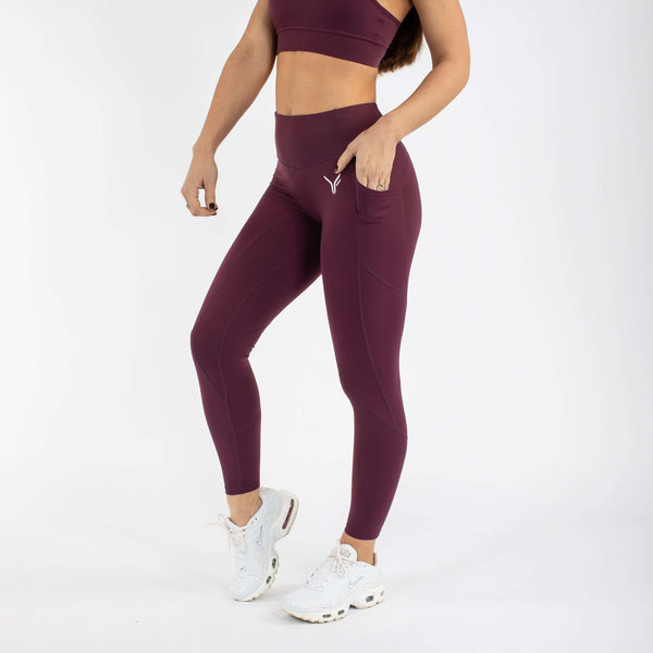 Versa Forma | Fika Leggings - Plum