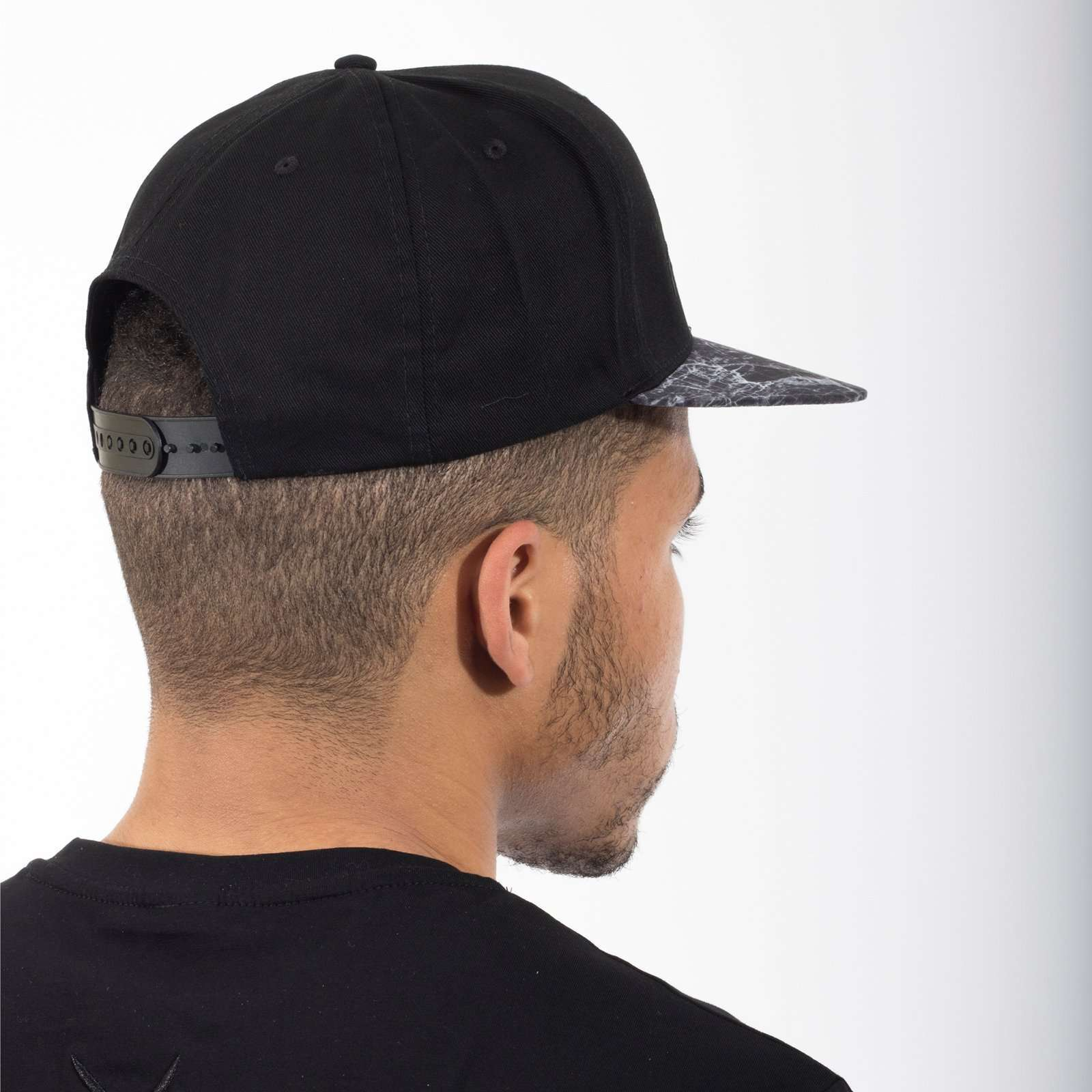 Versa Forma | Marble Blackout Snapback