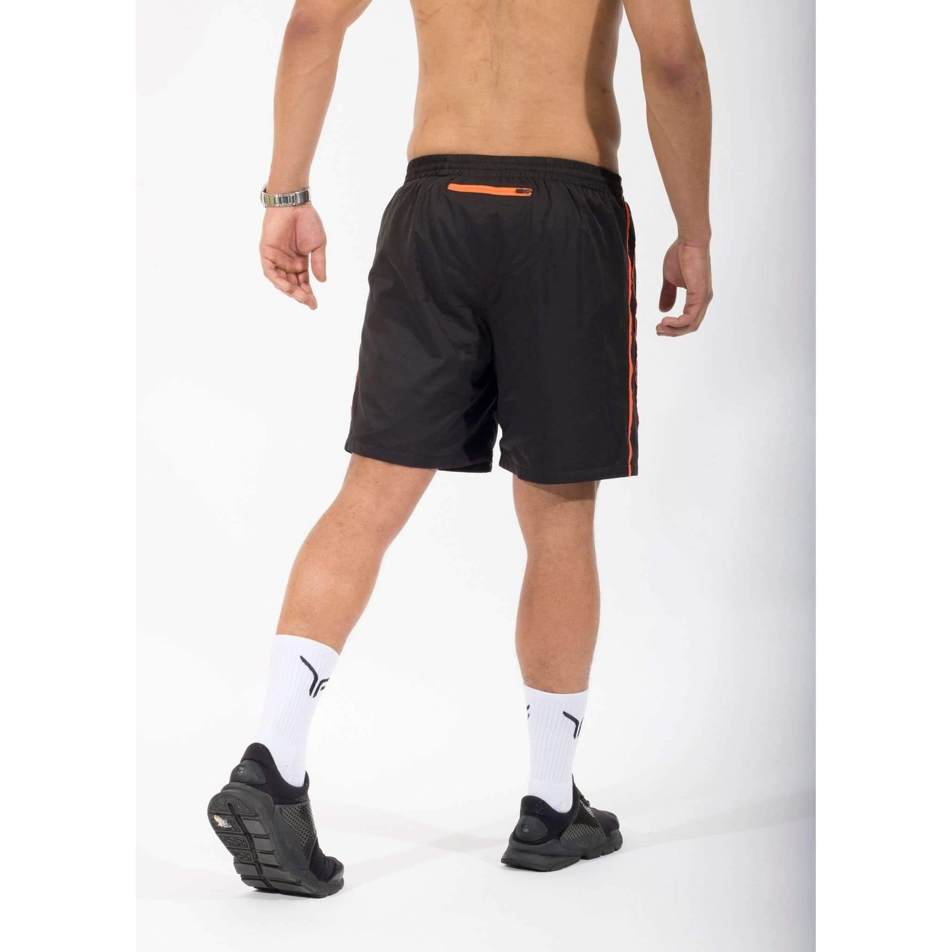 Versa Forma | VF Short - Black/Orange