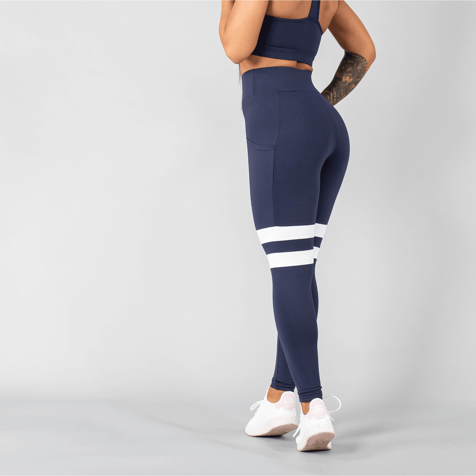 Versa Forma | Vivekk Leggings - Navy