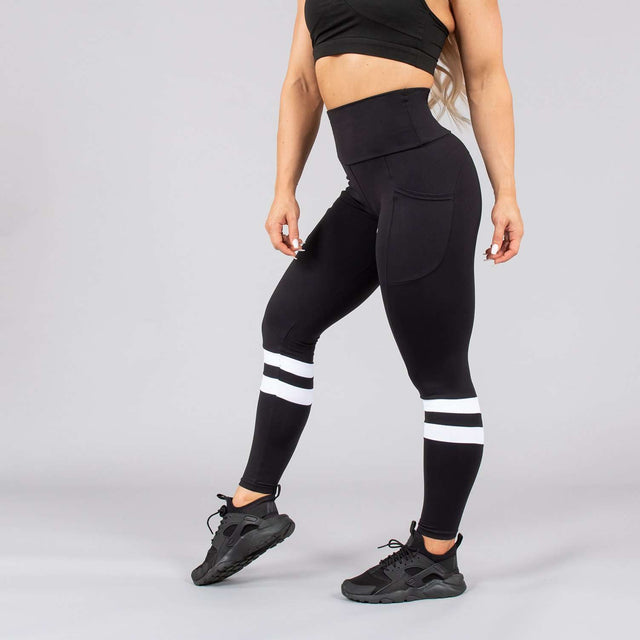 Versa Forma | Lagom Leggings - Black