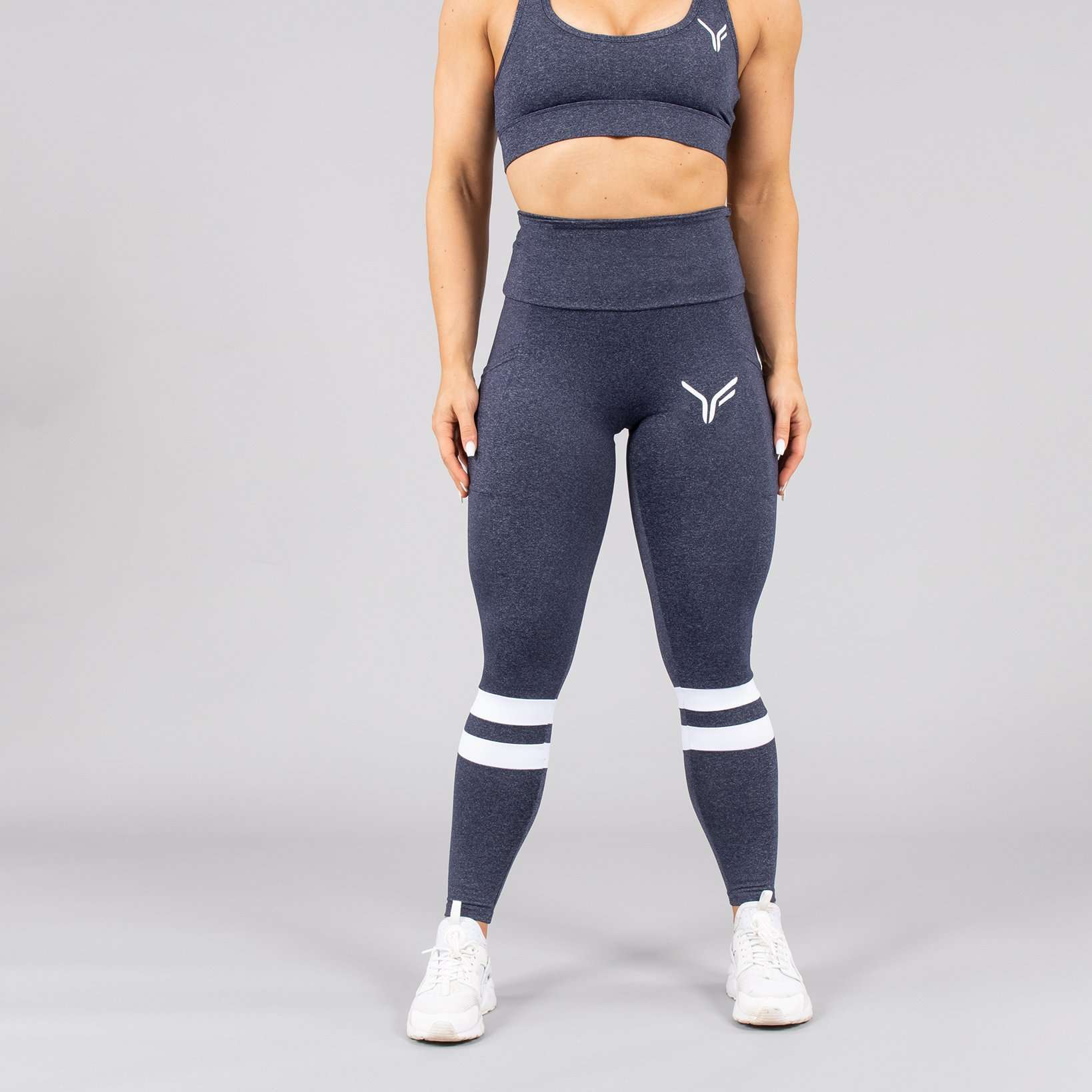 Versa Forma | Lagom Leggings - Power Blue