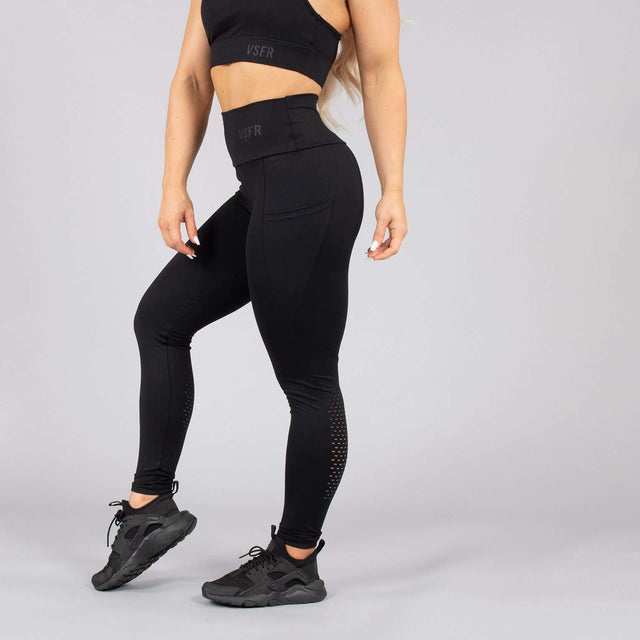 Versa Forma | Mode Leggings - Noir