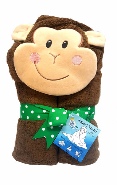 AM PM Kids Monkey Tubby Towel buymi