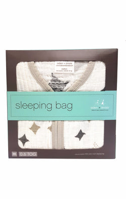 Aden + Anais Classic Muslin Sleeping Bag Shine On Medium buymi