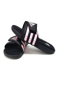 Adidas Adissage K Slides Black Pink Youth buymi