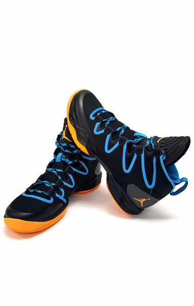 Air Jordan XX8 SE Black Orange Blue buymi