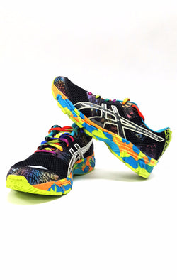 Asics Gel Noosa Tri 8 GS Youth Onyx Black Confetti buymi