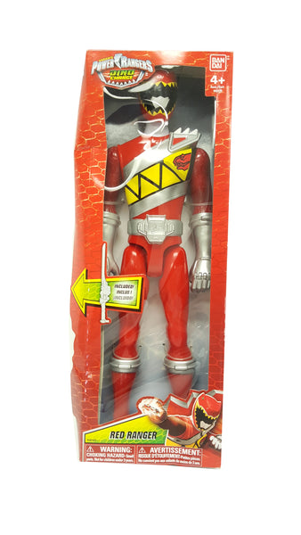 Bandai Power Rangers Dino Super Charge 12 Red Ranger Figure buymi