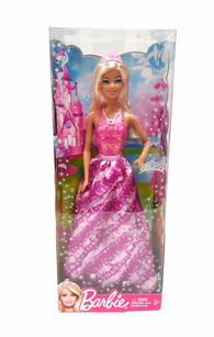 Barbie Fairytale Princess Doll Pink White Mix and Match X9439 buymi