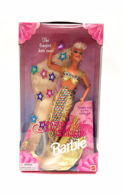 Jewel Hair Mermaid Barbie Doll buymi
