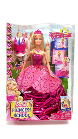 Barbie Princess Charm School Blair 3 in 1 Doll buymi