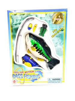 Bass Fishing Battery Operated Bath Toy Game buymi