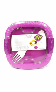 Bentgo Eco-Friendly & BPA-Free Lunch Container, Large 54 oz Purple buymi