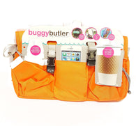 Buggybutler Smart Stroller Organizer Cooler and Shoulder Bag