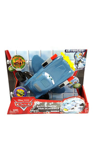 Cars Finn Bath Blasting Vehicle Playset New buymi