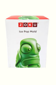 Character Ice Pop Mold Frog Single Zoku buymi