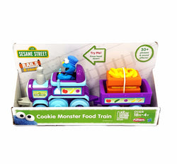 Cookie Monster Food Train Playskool Sesame Street buymi